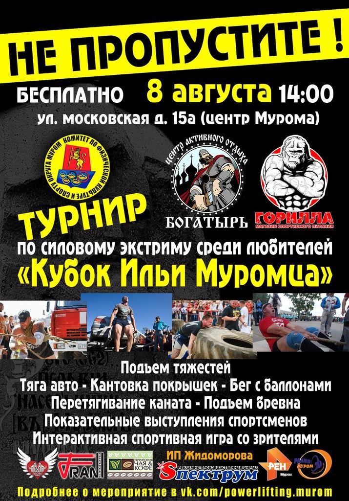 Кубок Ильи Муромца