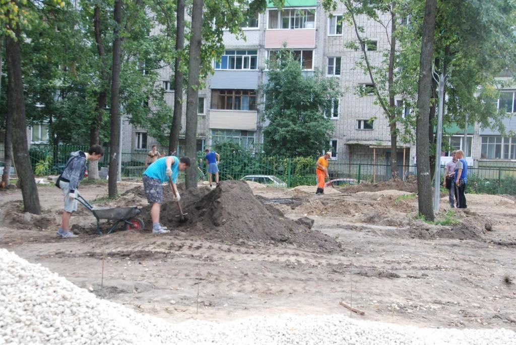 Парк Молодежный, Муром 06