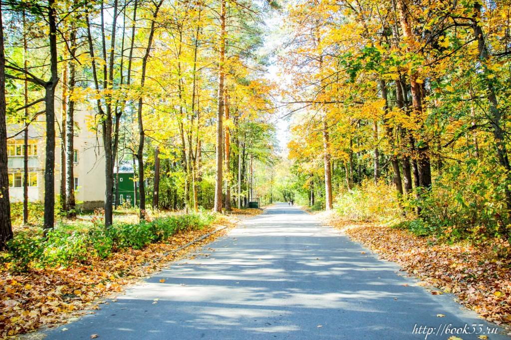 7648 Теплая Осень на Вербовском