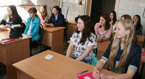 Учебный класс для химиков
