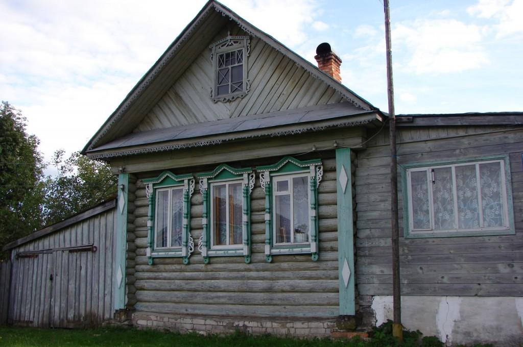 Деревня Федосеиха Вязниковский район 01