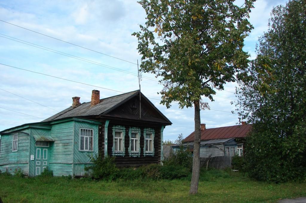 Деревня Федосеиха Вязниковский район 04
