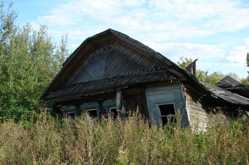 Деревня Федосеиха Вязниковский район 06