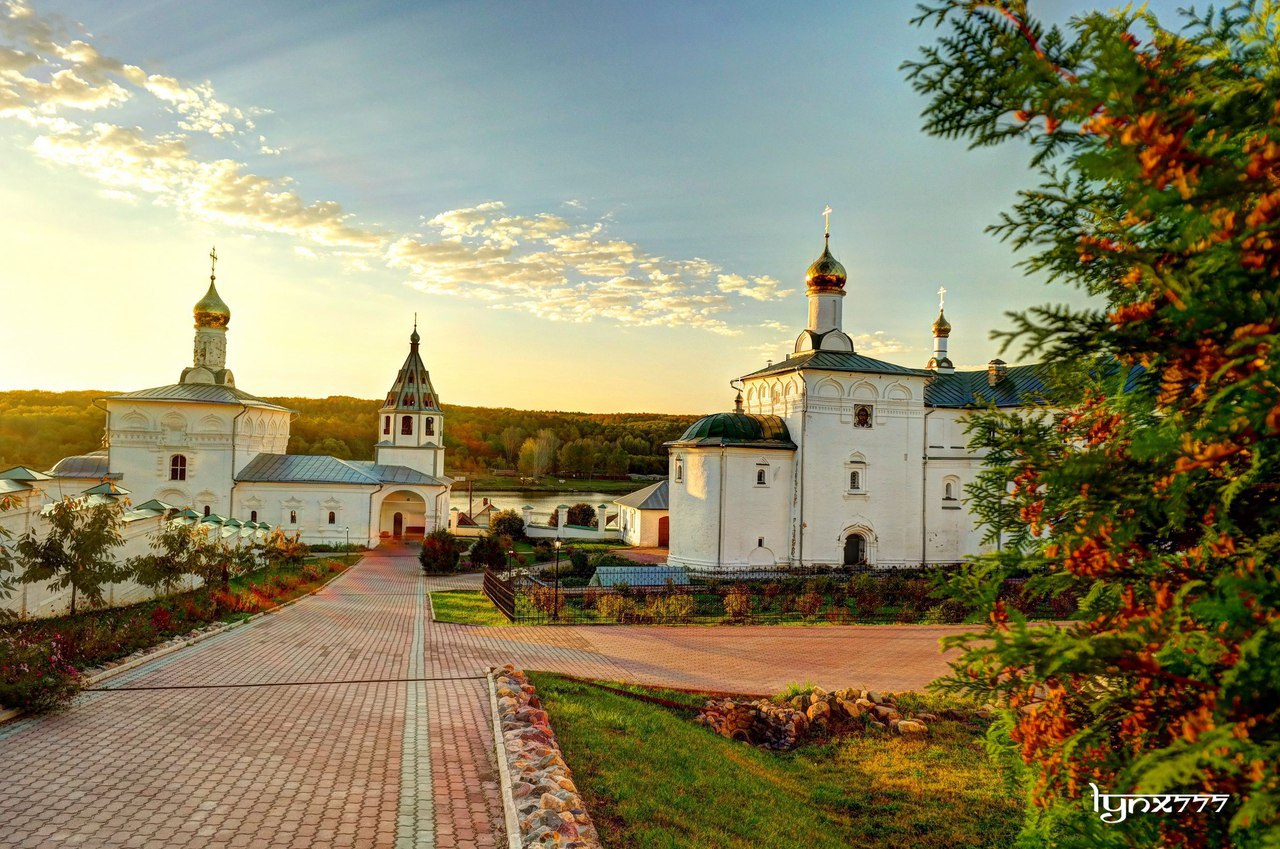 Космо-Яхромский монастырь, с. Небылое, Юрьев-Польский 01