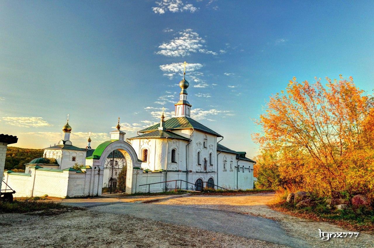 Космо-Яхромский монастырь, с. Небылое, Юрьев-Польский 02