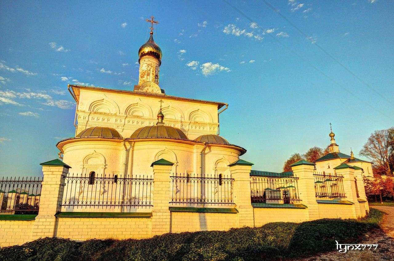 Космо-Яхромский монастырь, с. Небылое, Юрьев-Польский 03