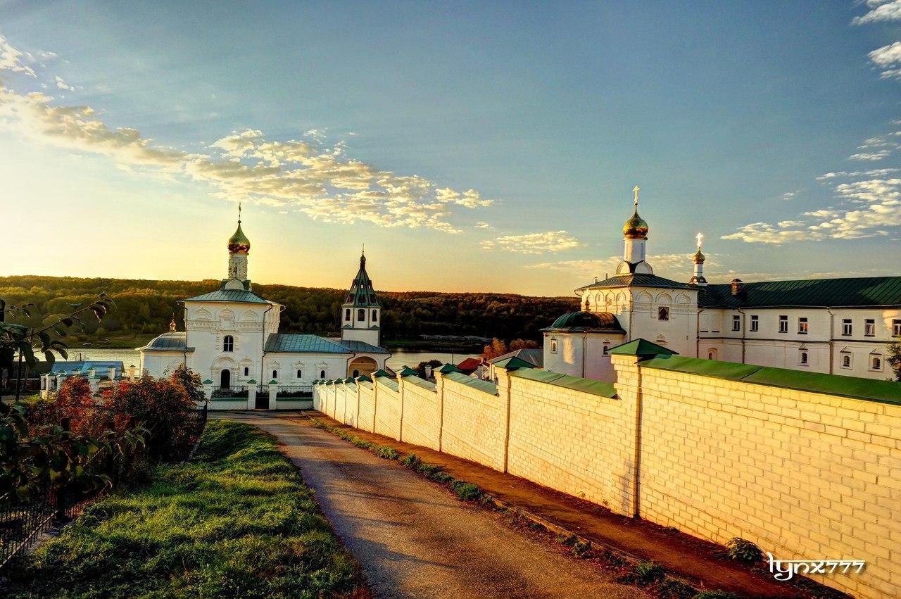 Космо-Яхромский монастырь, с. Небылое, Юрьев-Польский 04