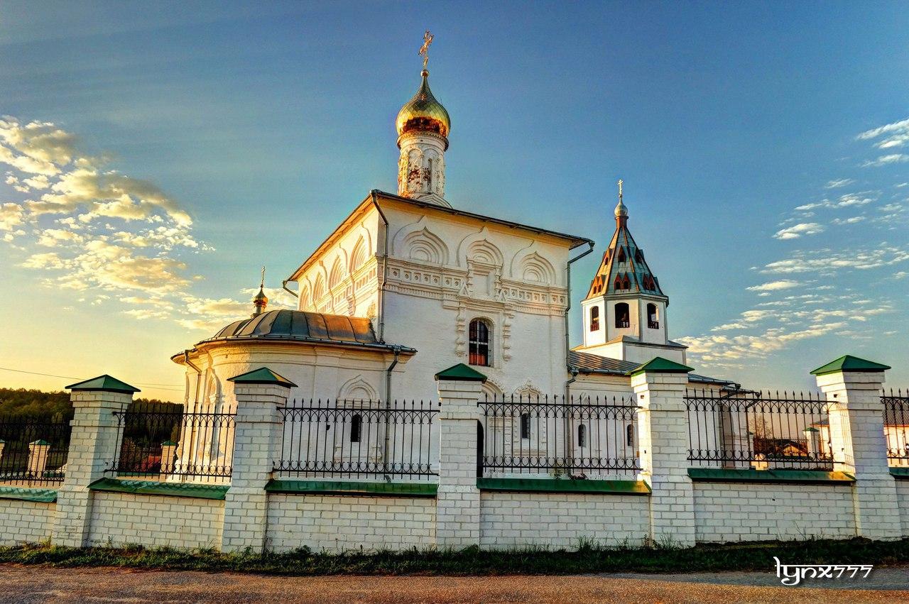 Космо-Яхромский монастырь, с. Небылое, Юрьев-Польский 05