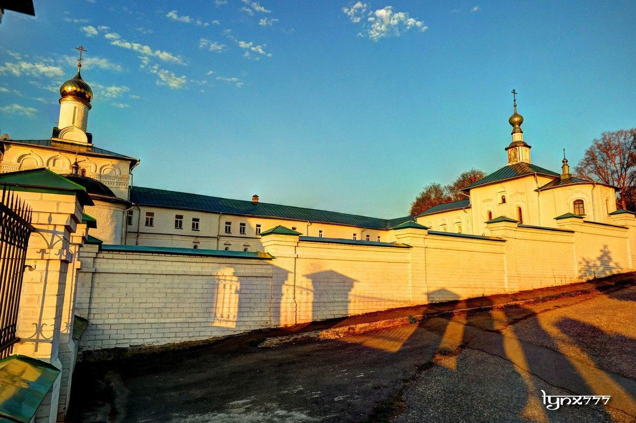 Космо-Яхромский монастырь, с. Небылое, Юрьев-Польский 06