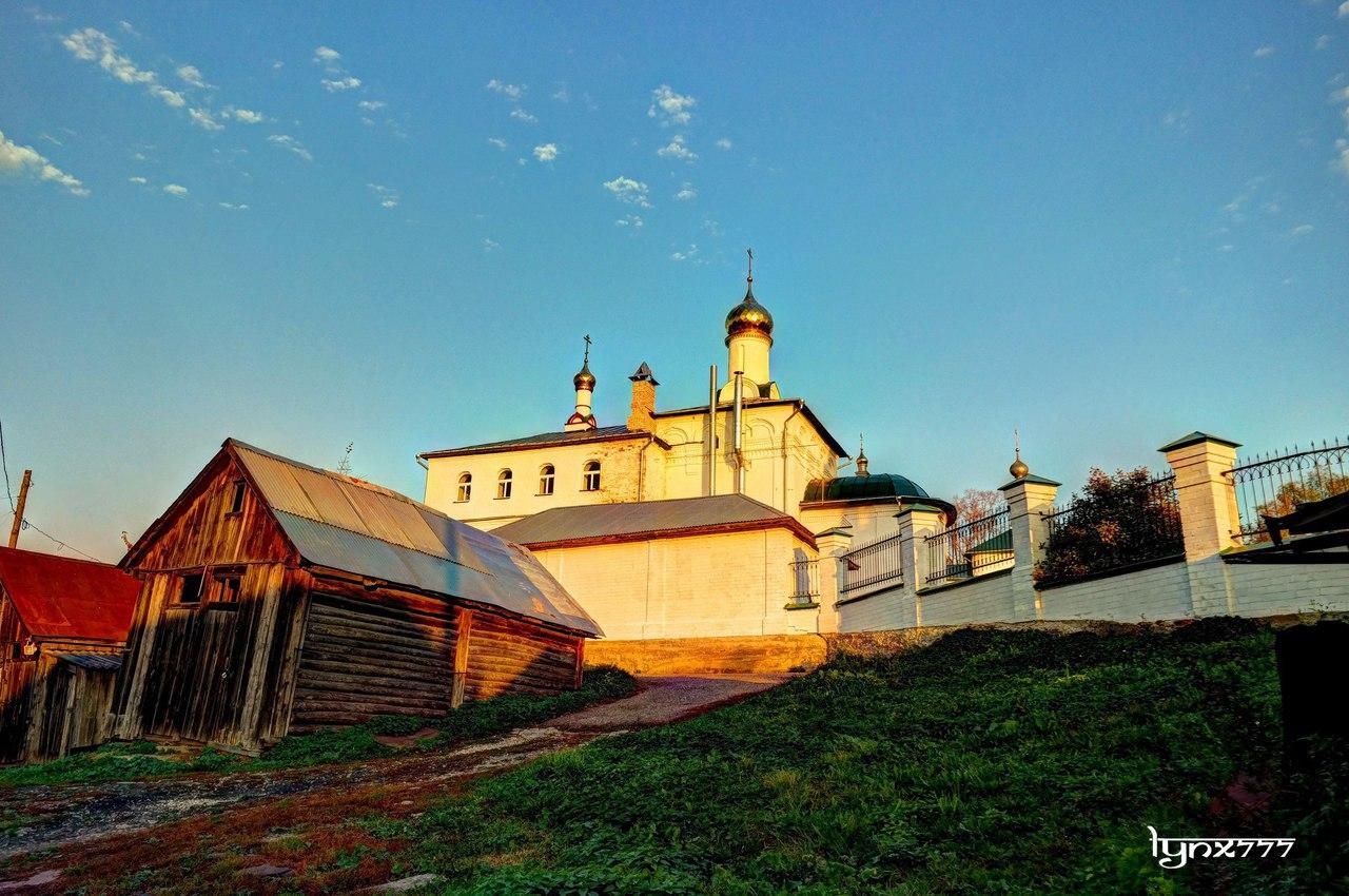 Космо-Яхромский монастырь, с. Небылое, Юрьев-Польский 07