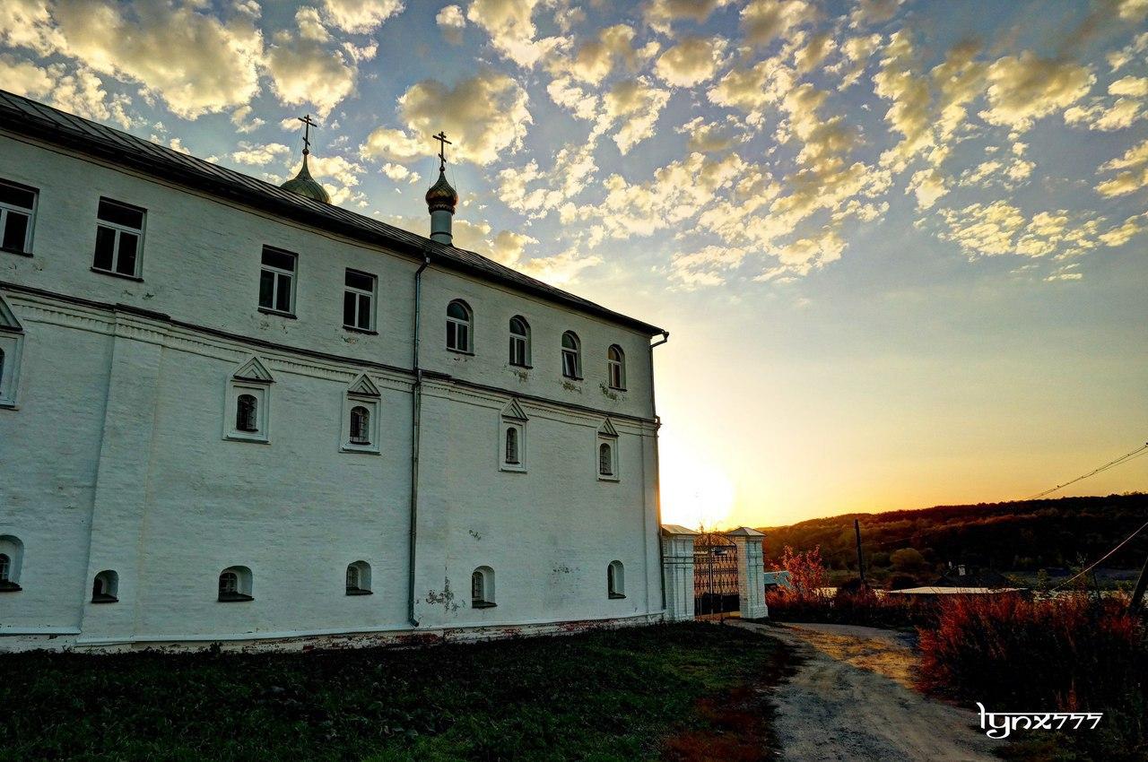 Космо-Яхромский монастырь, с. Небылое, Юрьев-Польский 08