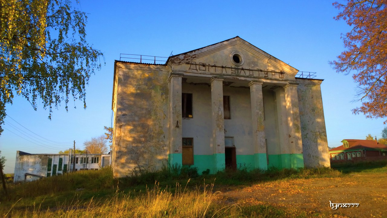 Космо-Яхромский монастырь, с. Небылое, Юрьев-Польский 09