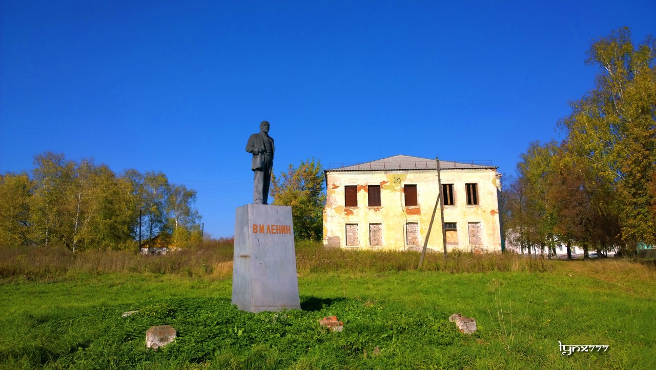 Космо-Яхромский монастырь, с. Небылое, Юрьев-Польский 10