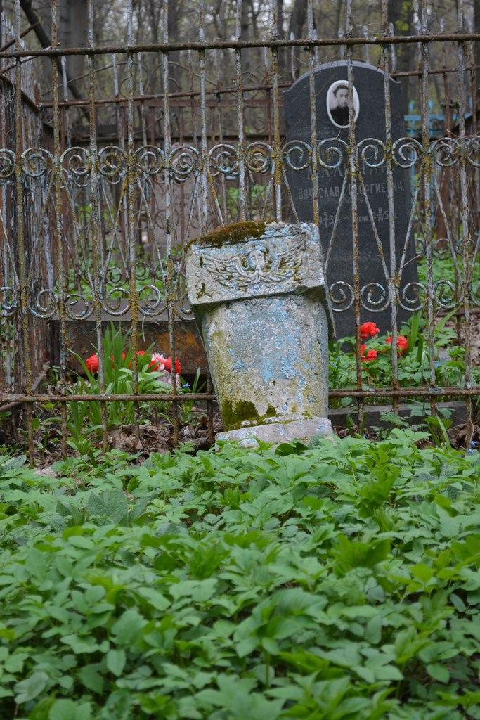 Красота и ужас Князь-Владимирского кладбища 01
