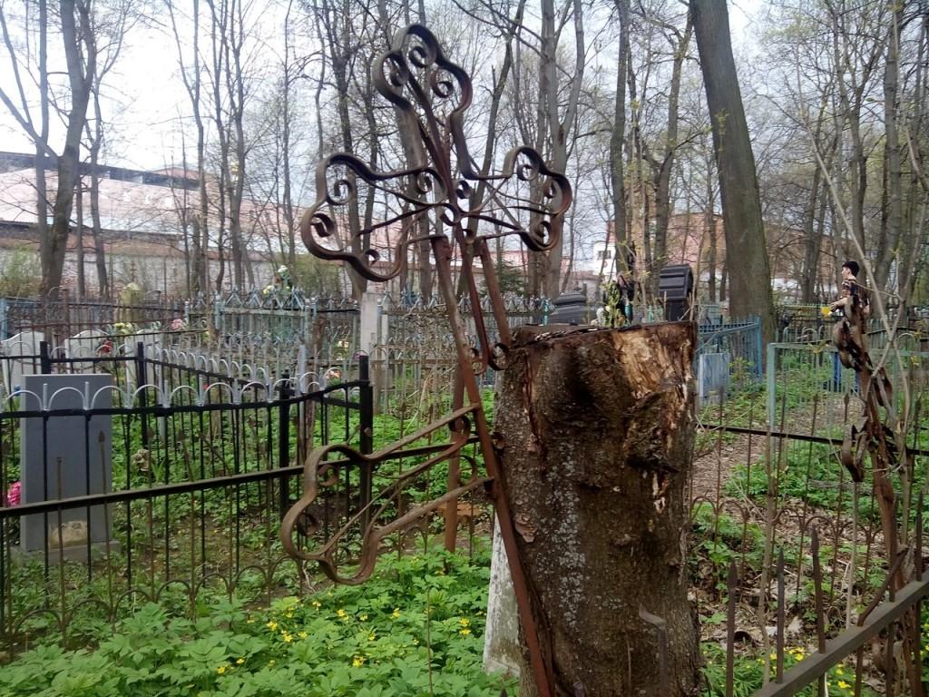 Красота и ужас Князь-Владимирского кладбища 03