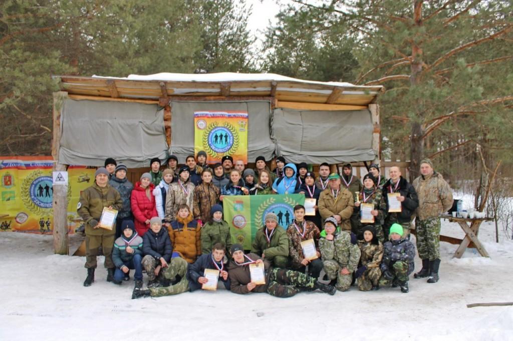 Открытые соревнования по военизированной игре в страйкбол в Киржаче 05