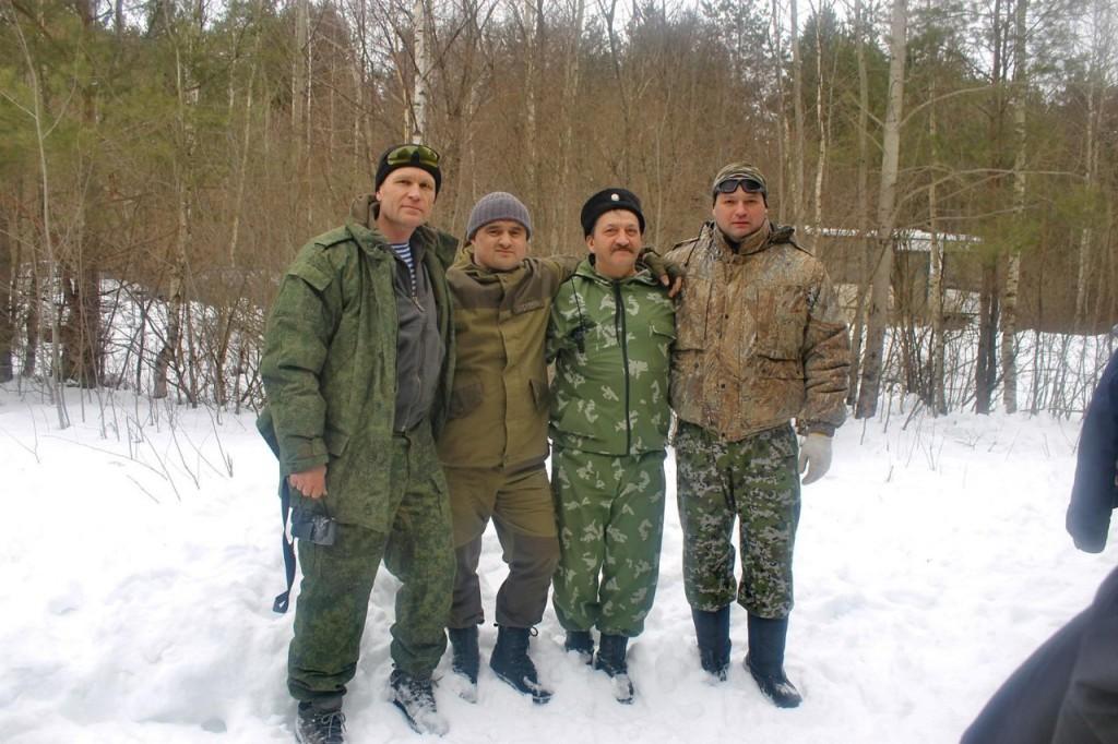 Открытые соревнования по военизированной игре в страйкбол в Киржаче 08