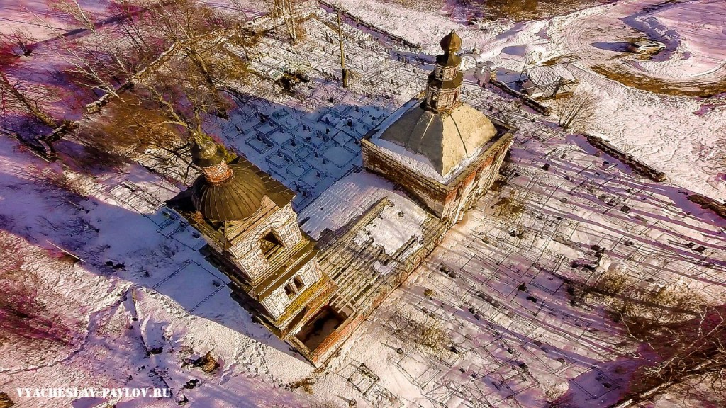 Церковь Николая Чудотворца на Кинешемском погосте 02