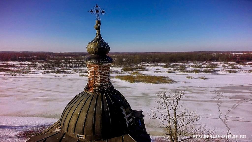 Церковь Николая Чудотворца на Кинешемском погосте 04
