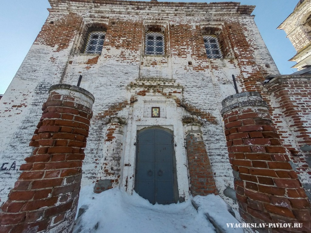 Церковь Николая Чудотворца на Кинешемском погосте 07