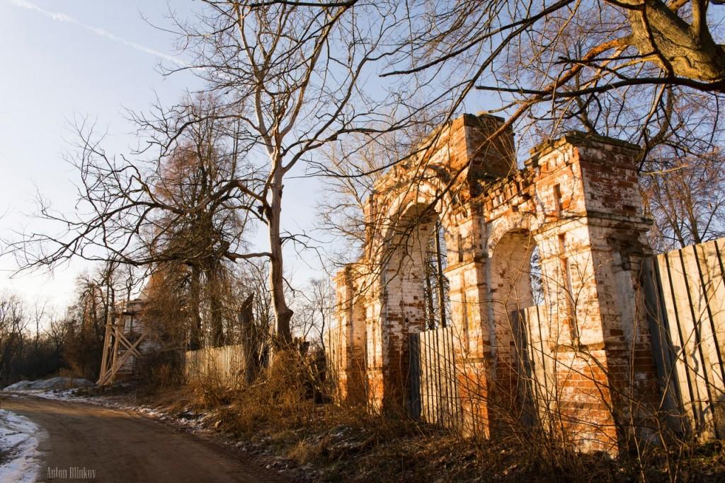 Церковь Успения Пресвятой Богородицы и колокольня в пгт. Ставрово, Собинский р-н. 04