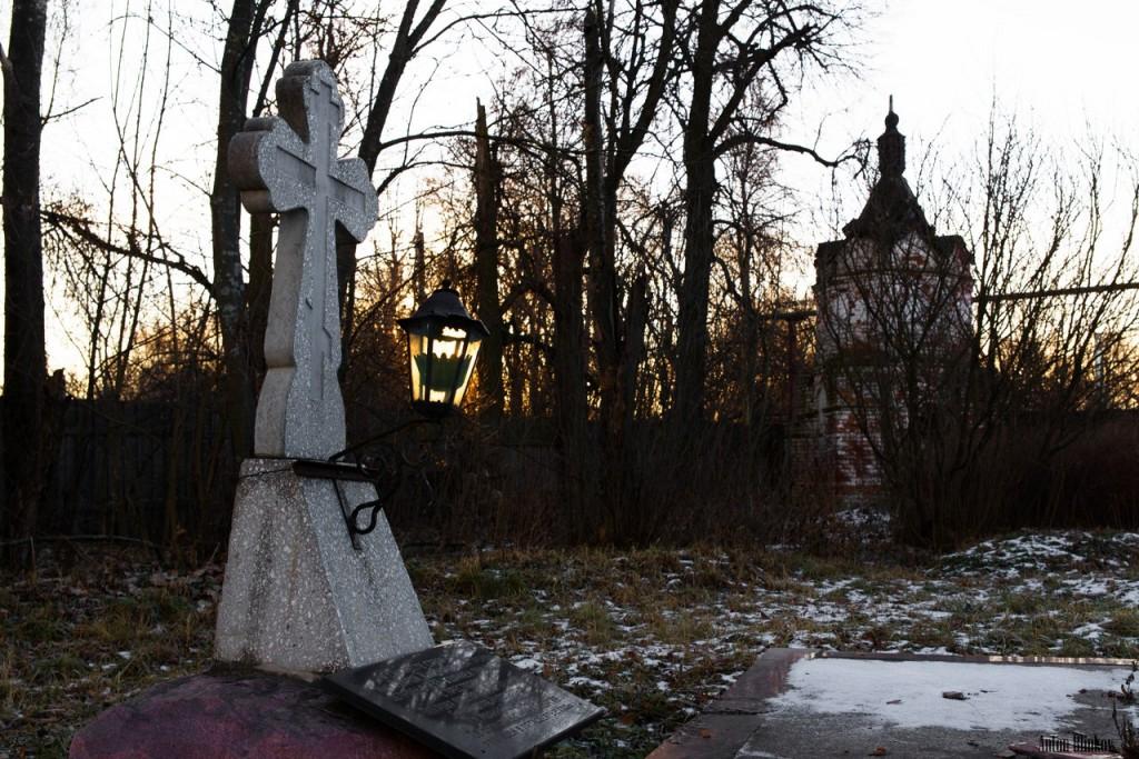 Церковь Успения Пресвятой Богородицы и колокольня в пгт. Ставрово, Собинский р-н. 07