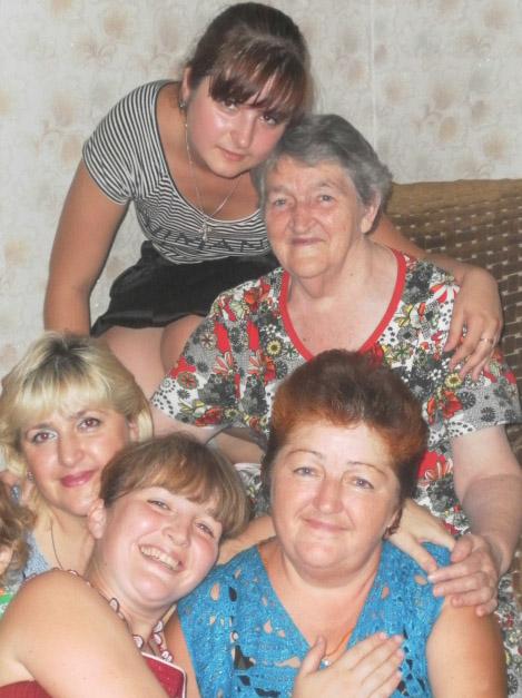 История одной муромской трудовой семьи