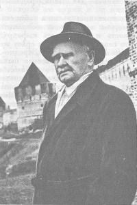 Герой Социалистического Труда, доктор технических наук, профессор П. В. Шмаков