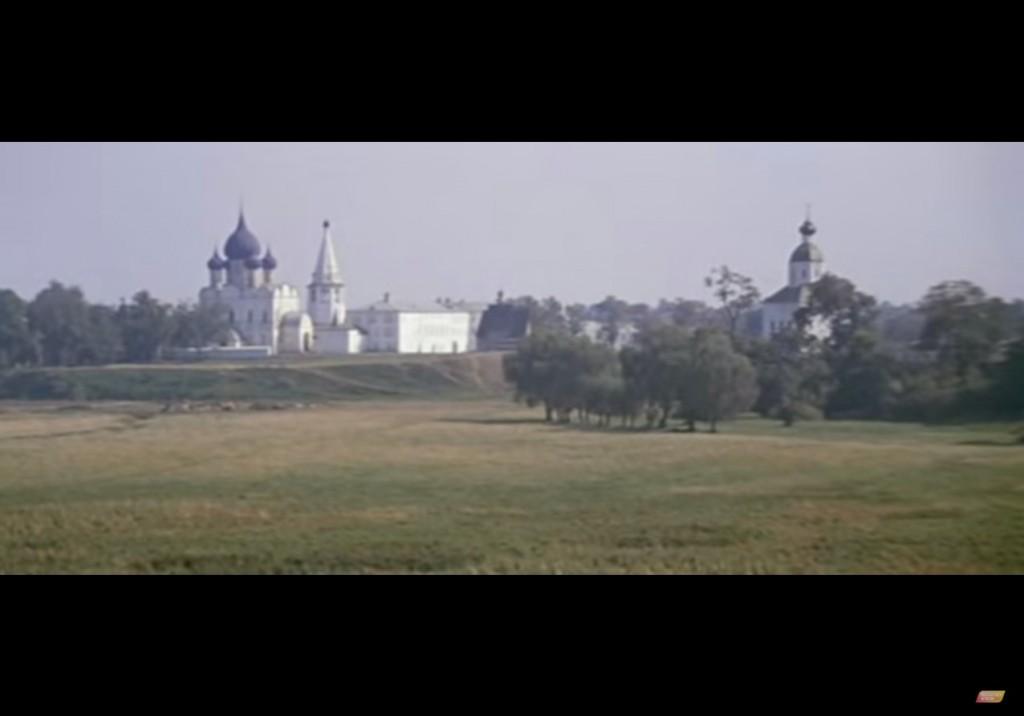 """Кадр из фильма """"Осенние колокола"""""""