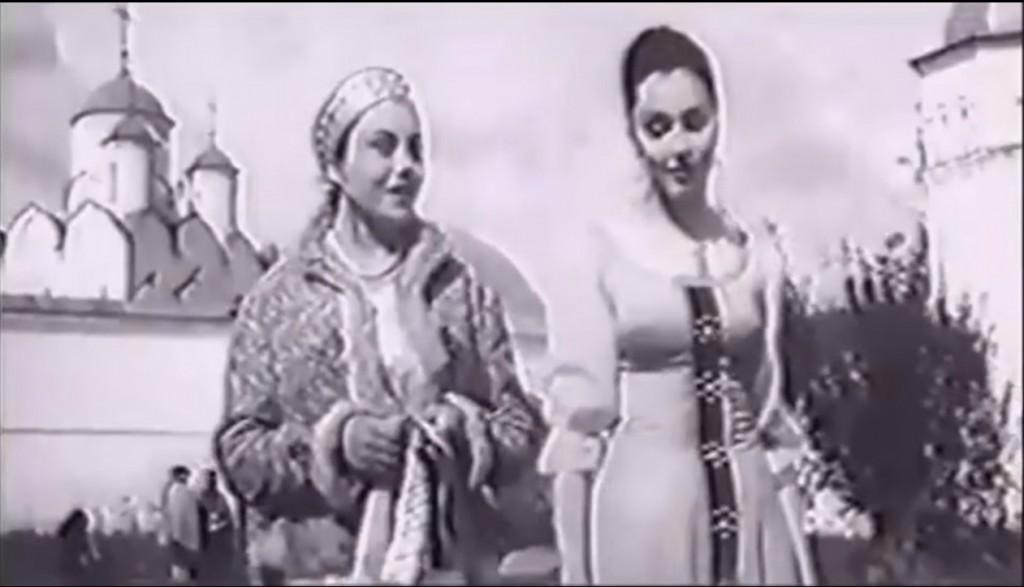 "Кадр из фильма ""Царская невеста"""