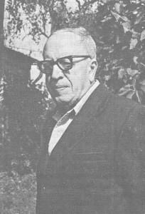 Лауреат Государственной премии СССР, доктор технических наук, профессор В.В. Товаров