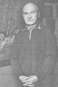 Народный художник СССР Ю.П. Кугач