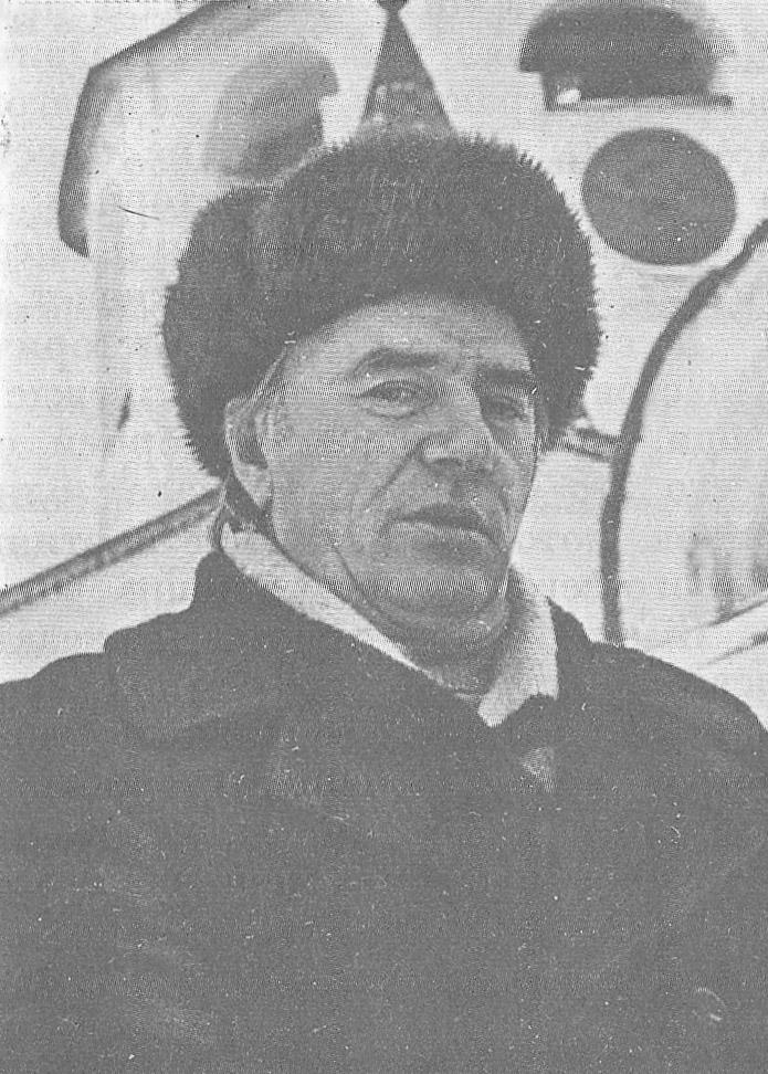 Лауреат Ленинской премии поэт Егор Исаев