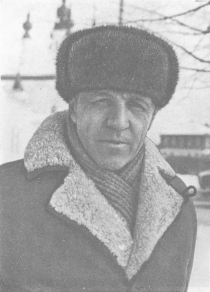 Народный артист СССР, лауреат Ленинской премии Михаил Ульянов