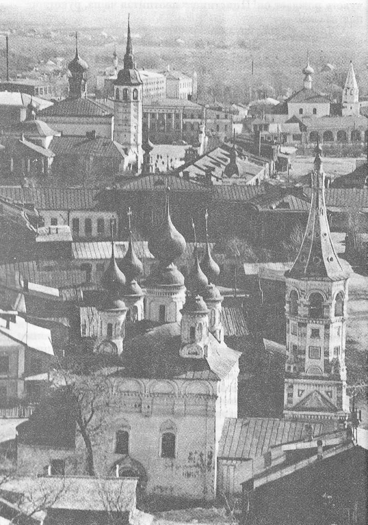 Суздаль - центр города