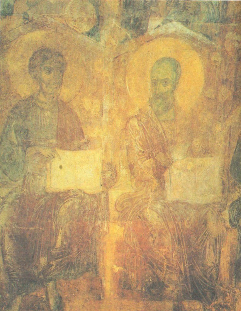 Апостолы Иаков и Андрей