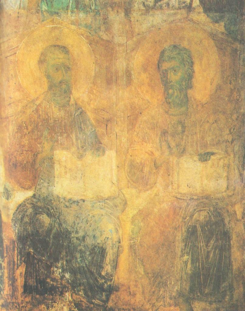 Апостолы Лука и Иоанн