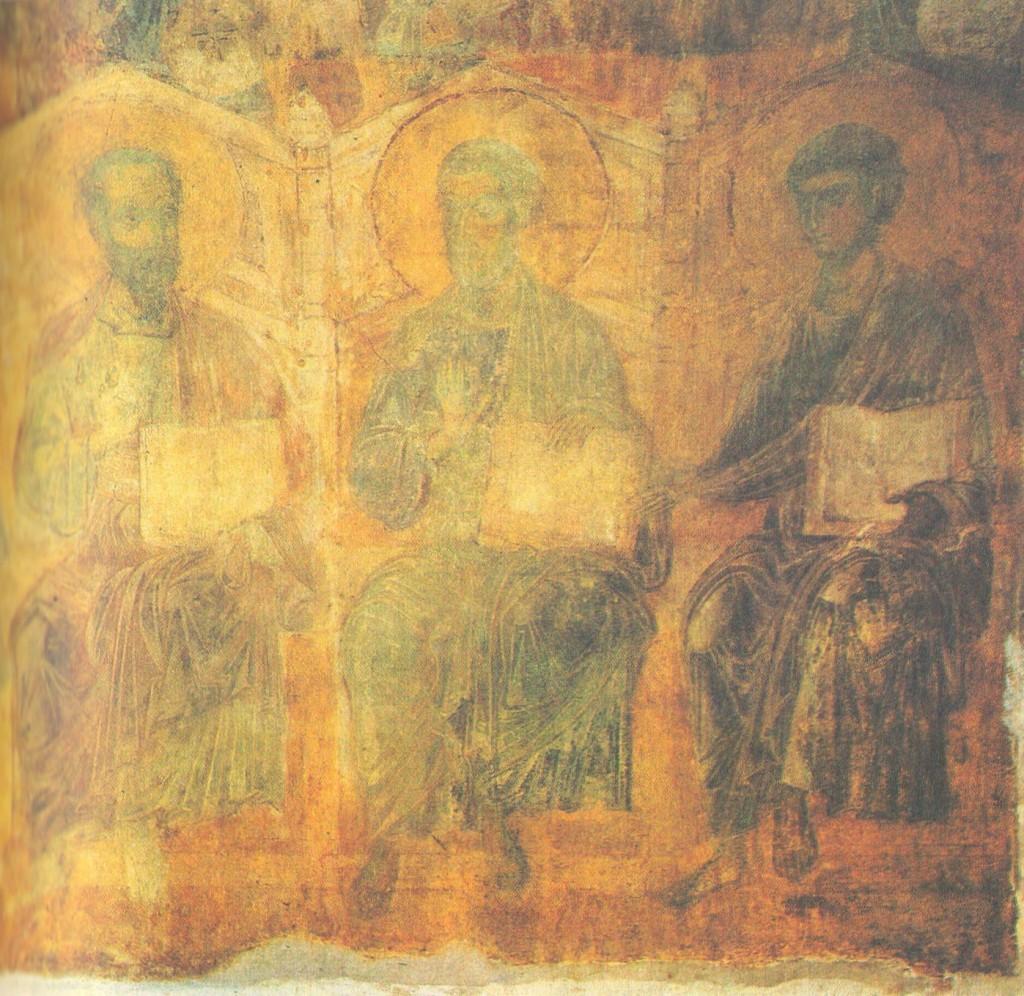 Апостолы Симон, Марк, Филипп