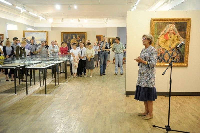 Выставка «XX век Ивана Куликова» 05