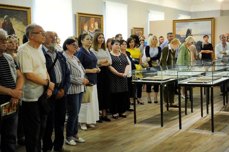Выставка «XX век Ивана Куликова» 06