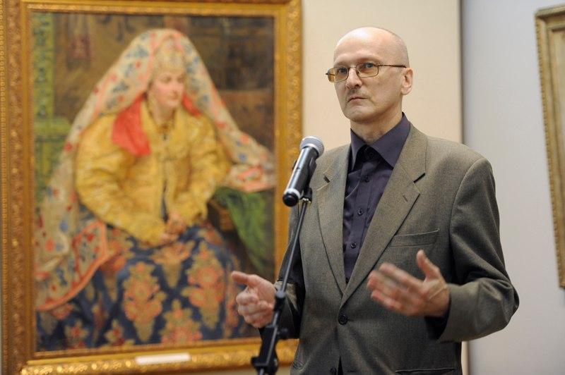 Выставка «XX век Ивана Куликова» 07