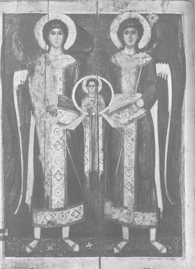 Собор архангелов Михаила и Гавриила. Около 1216