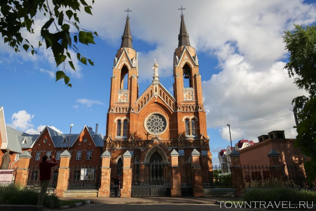 05 Католический костёл в Тамбове