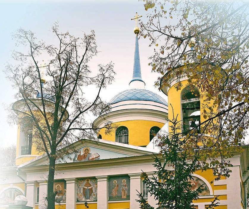 История покровского храма с. Акулово