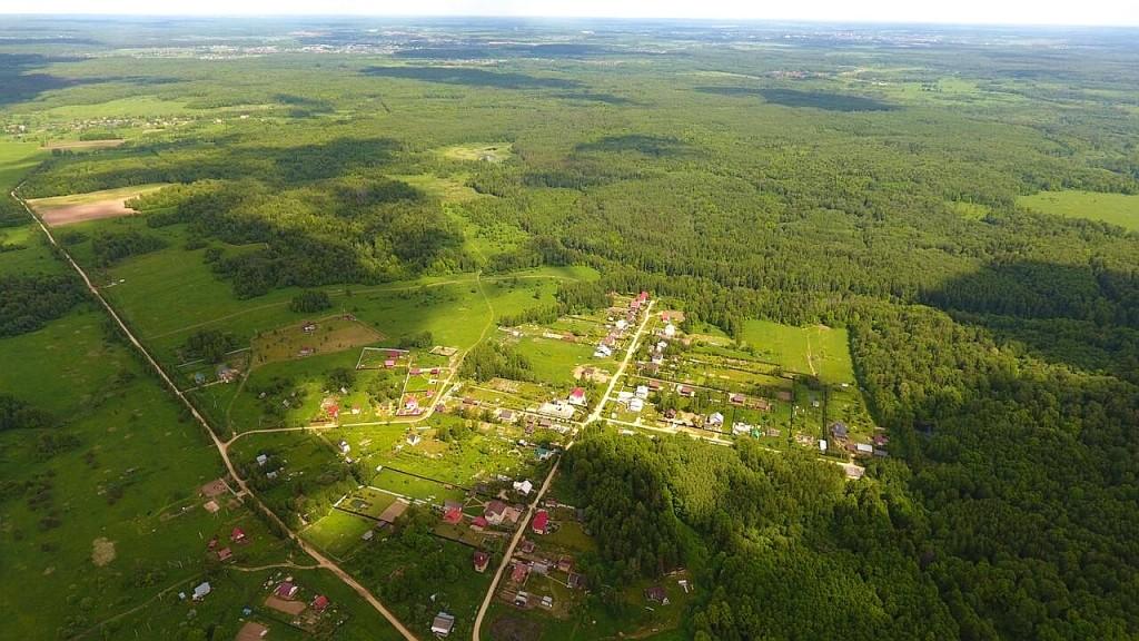 Деревня Перематкино, Александровский район 06
