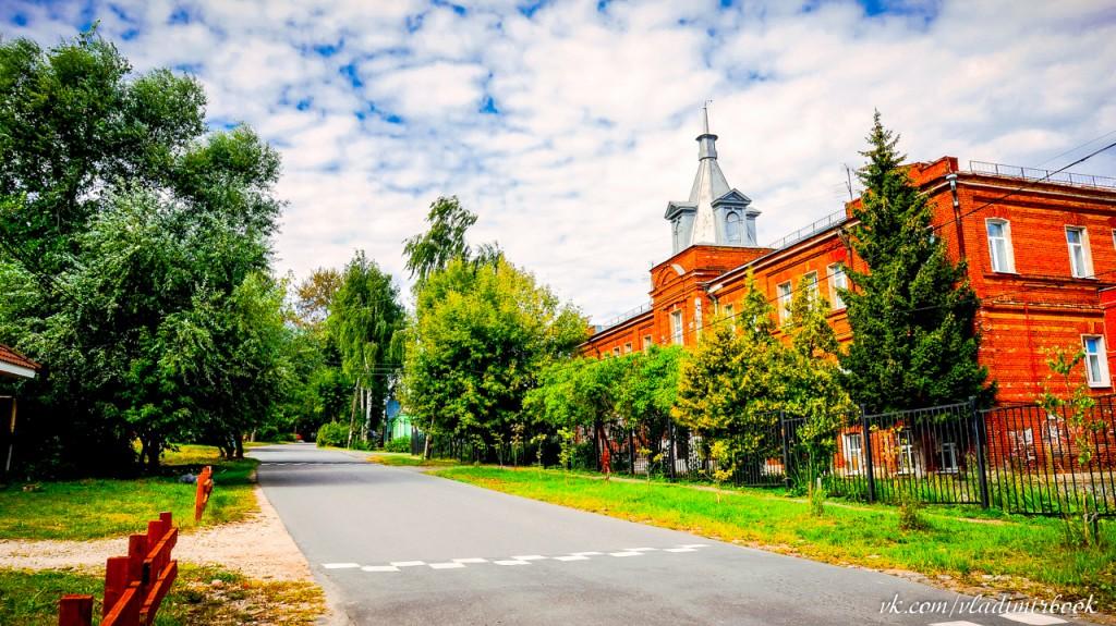 Стрелецкая улица во Владимире. Автор фото - Юлия Селиверстова