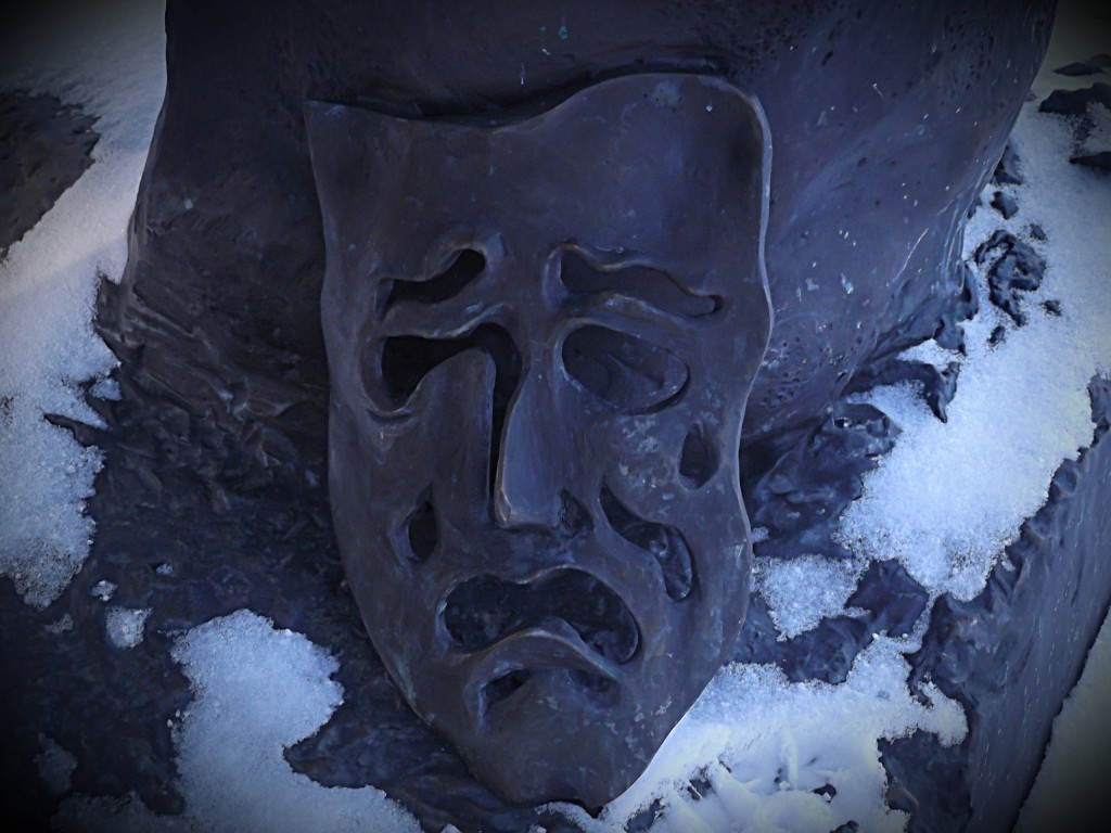 Памятник провинциальным актёрам, г. Владимир 02
