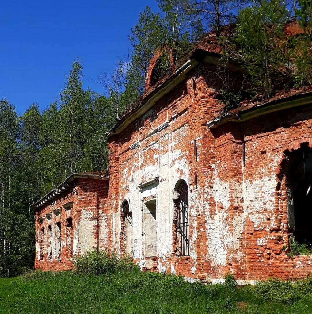 Исчезнувшее с карты село Илкодино, Владимирская область 01
