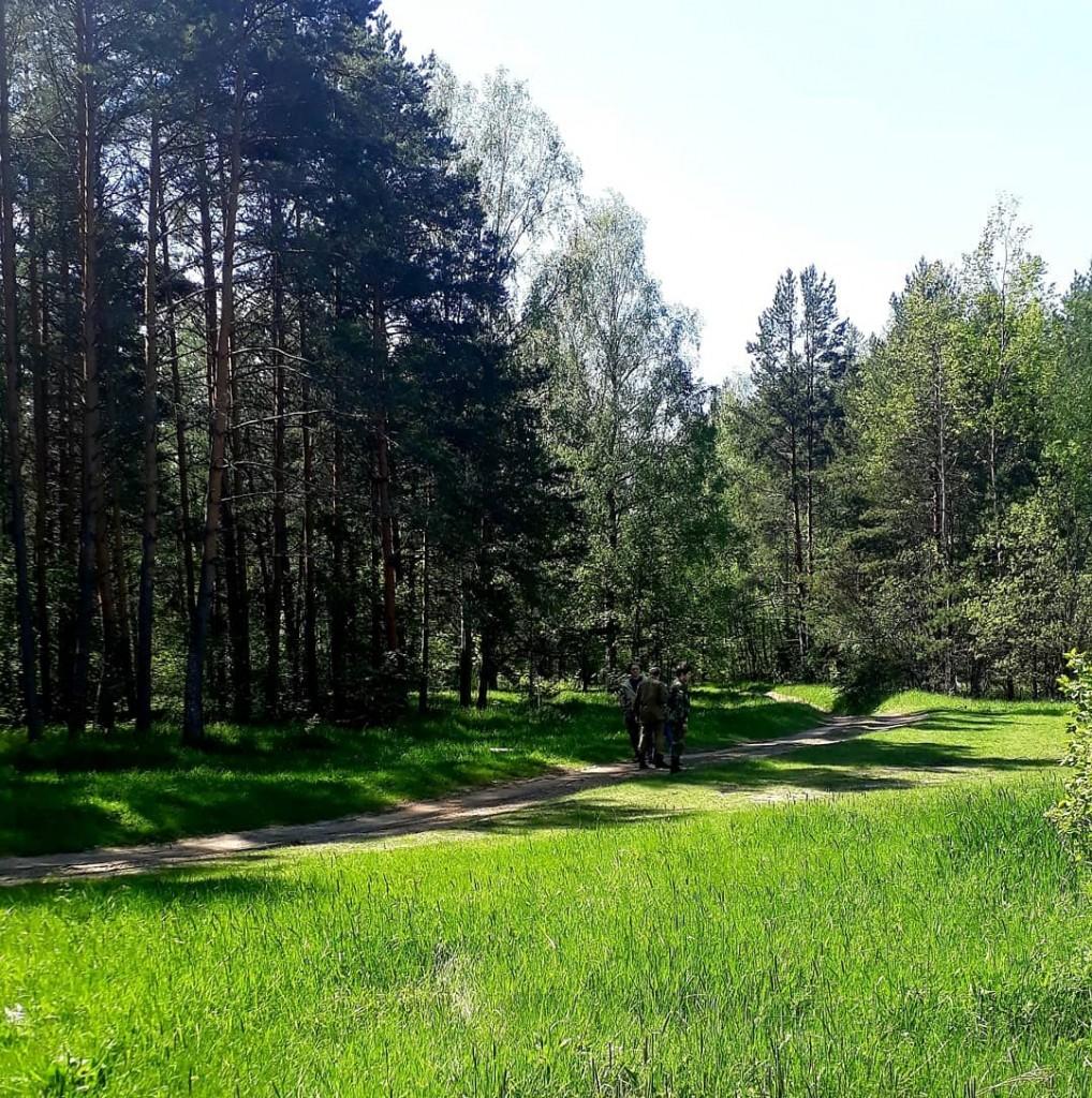 Исчезнувшее с карты село Илкодино, Владимирская область 04