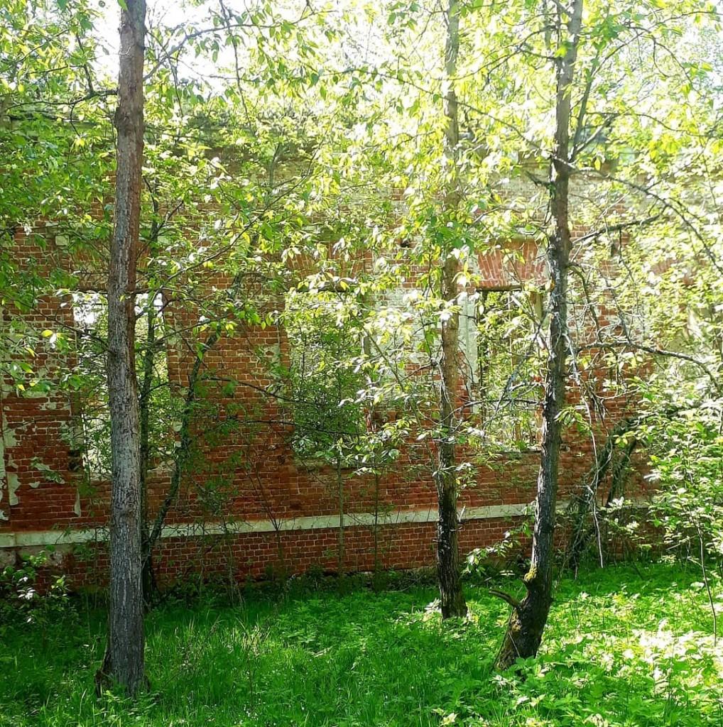 Исчезнувшее с карты село Илкодино, Владимирская область 06